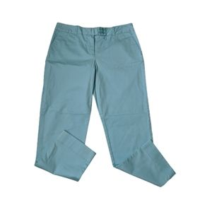 Vineyard Vines Blue Cropped Pants
